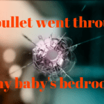 The Day a Bullet Went Through my Baby's Bedroom {One Mom's Plea for Safety}