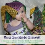 6th Annual Mardi Gras Mambo Giveaway