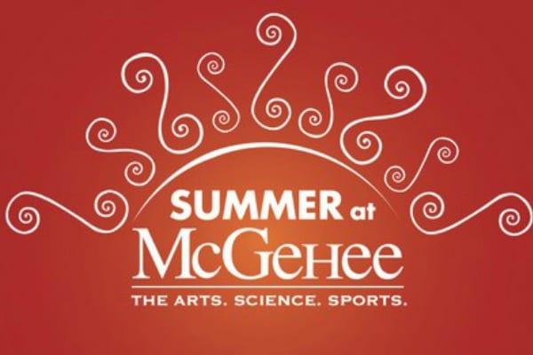Summer at McGehee