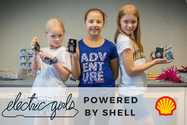Engineering Camp for Girls in New Orleans