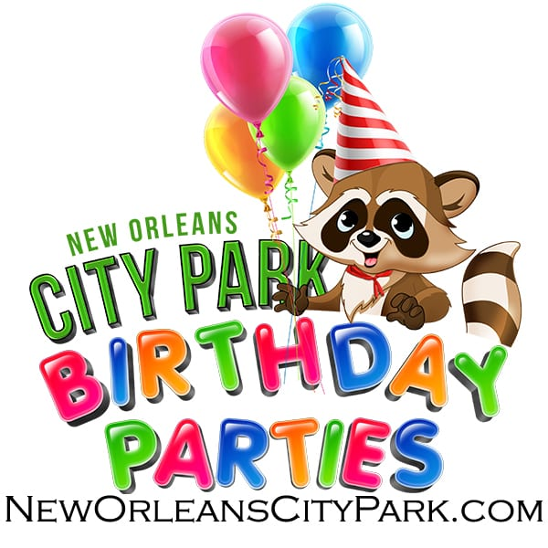 New Orleans City Park We Offer Birthday Party