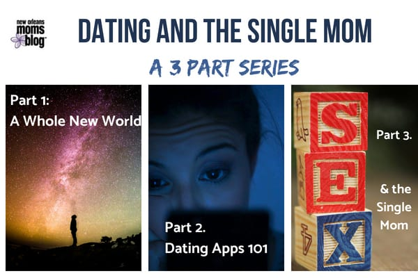 Dating någon från New Orleans