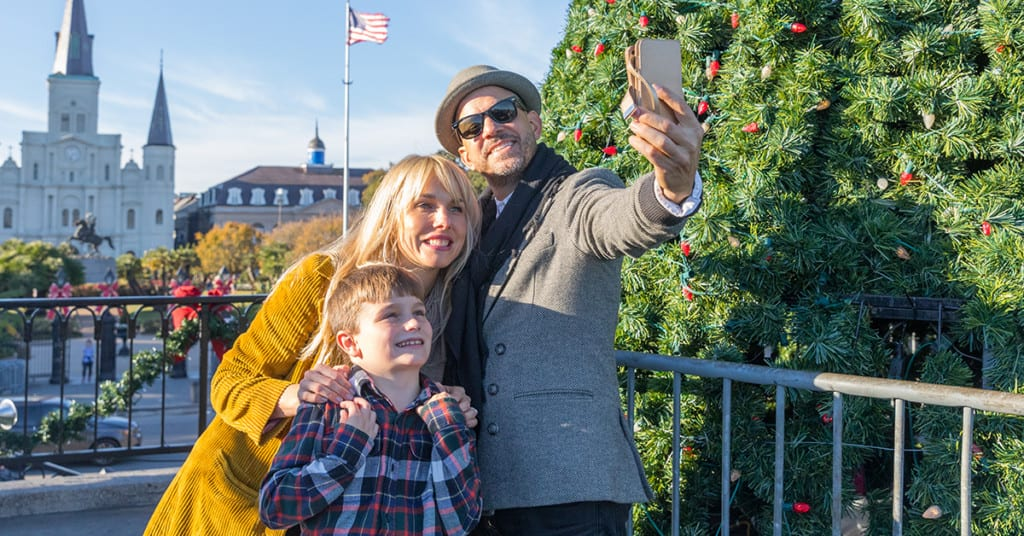 French Market Christmas making Christmas magical with family fun for all