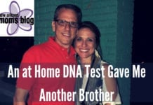 at home DNA test