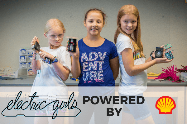 Coding and STEM Camp For Girls in New Orleans