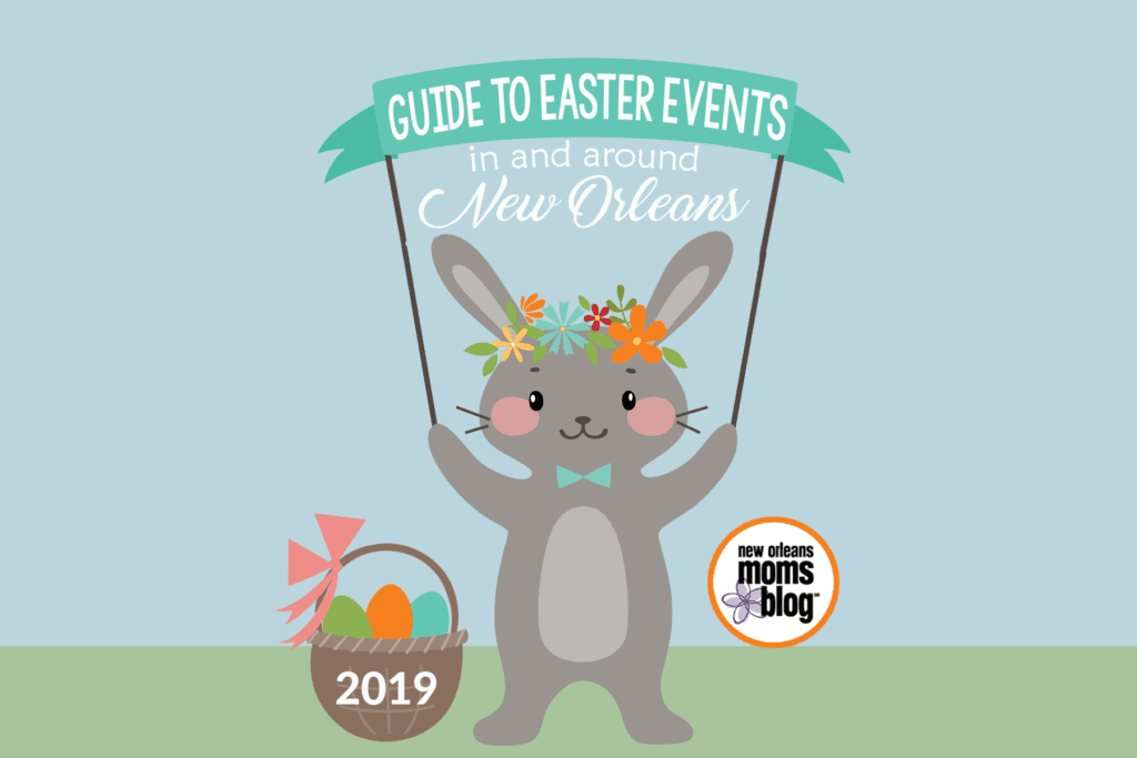Easter Events in New Orleans