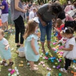 Don't Miss the 2019 NOMA Egg Hunt and Family Festival