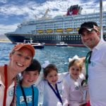 Welcome to New Orleans, Disney Cruise Line! {Tips From Our First Disney Cruise}