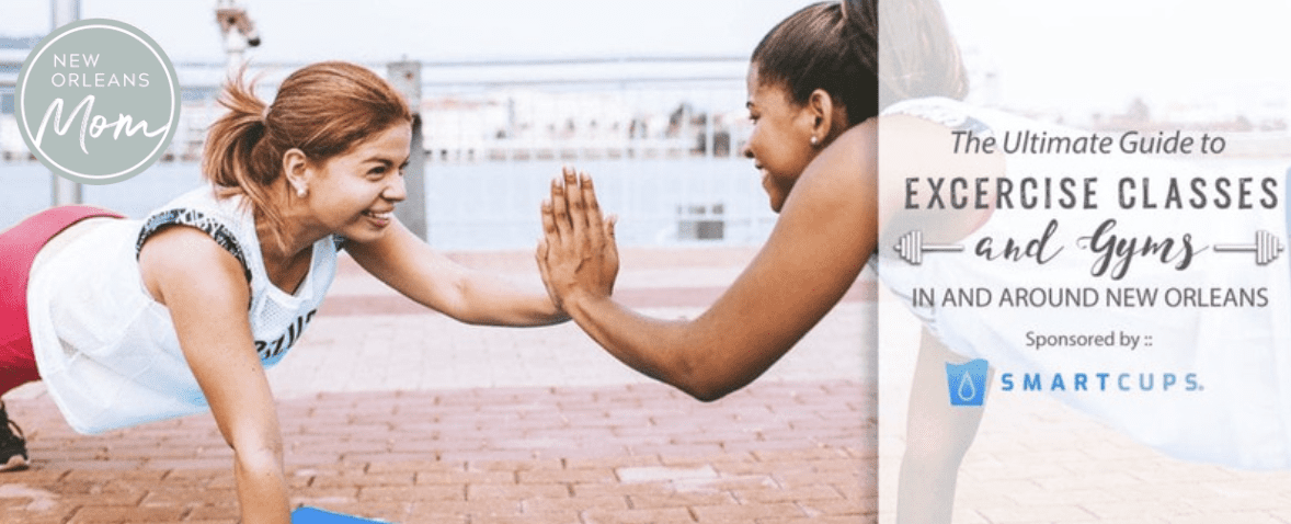Exercise classes in New Orleans