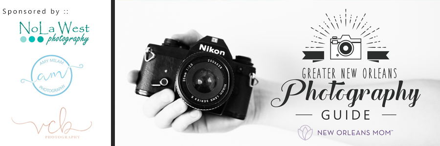 New Orleans Photographer Family Photography Guide Banner_320x100