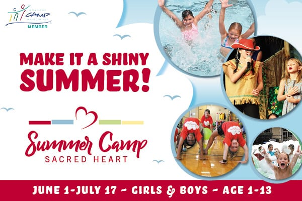 Sacred Heart Summer Camps