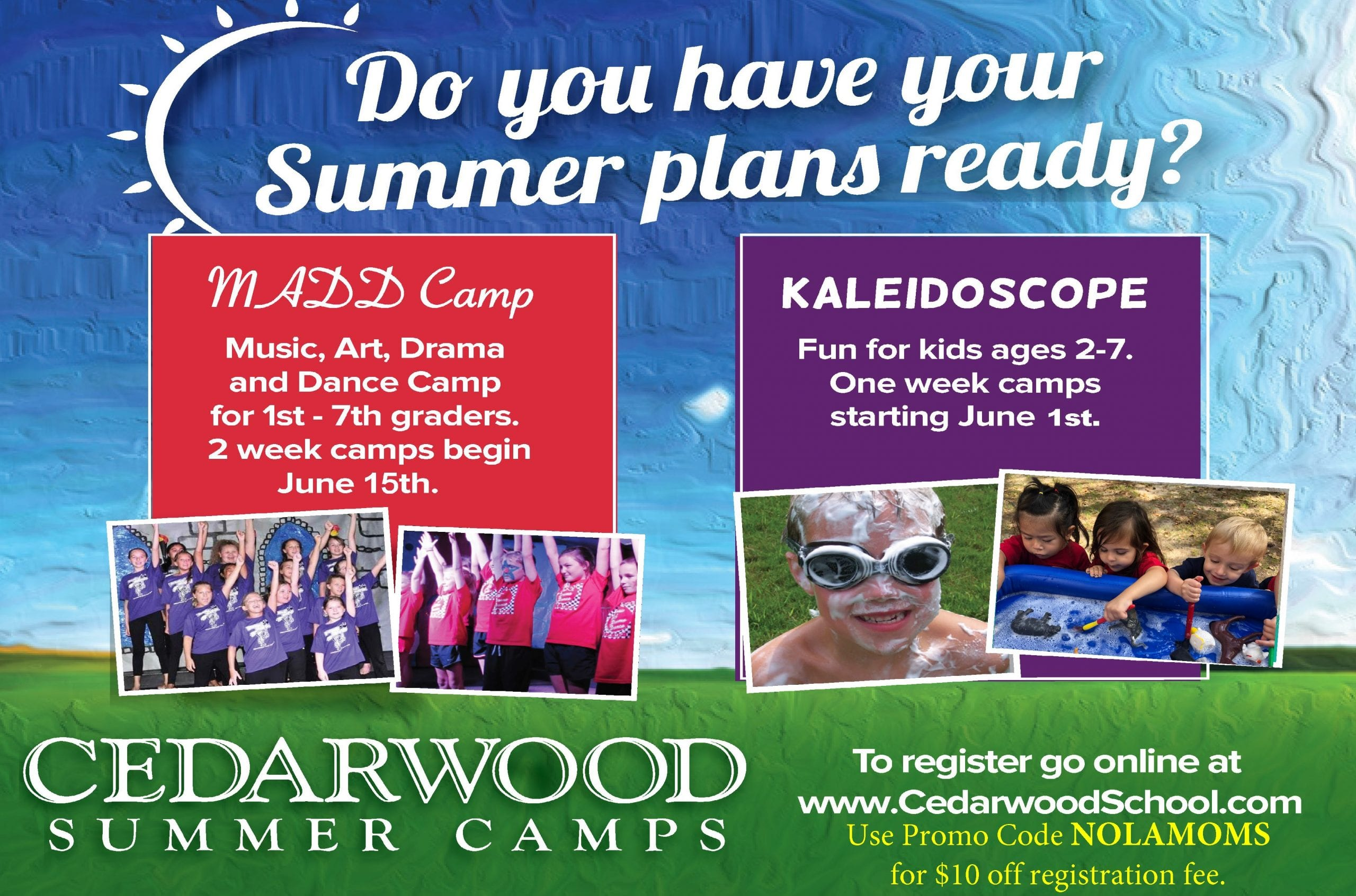 2020 Summer Camps In And Around New Orleans