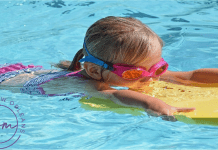 best swim lessons in New Orleans