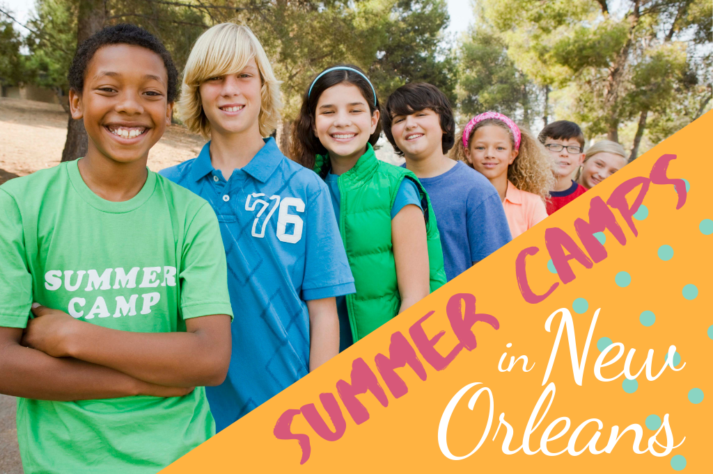 Summer Camps New Orleans