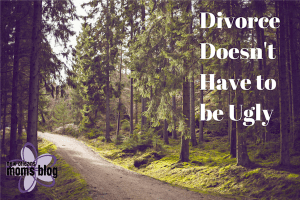 Divorce doesn't have to be ugly