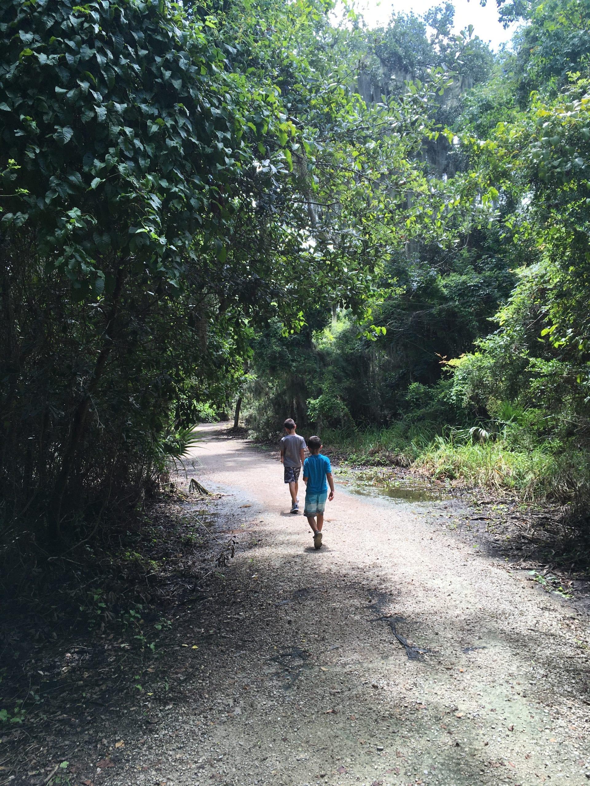 sugar Mill Trail