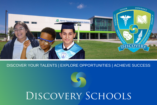 Discovery Schools in Kenner