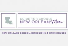 educational options in New Orleans