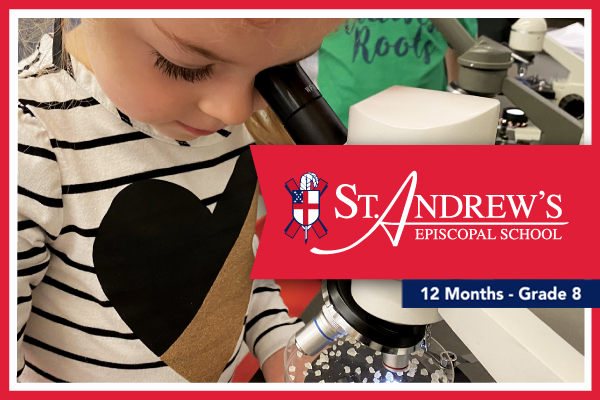Catholic School option in New Orleans for ages 12 months through fifth grade.