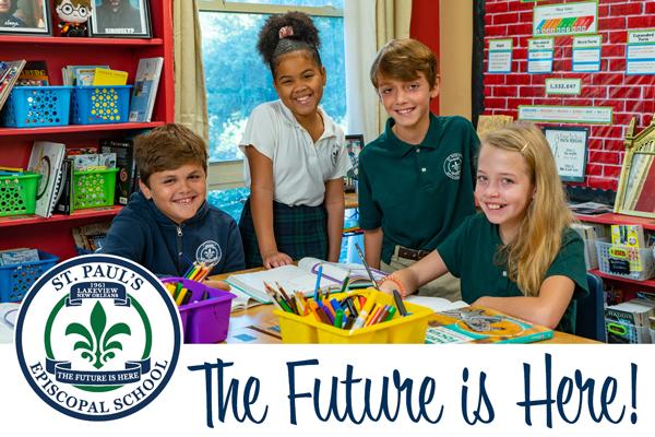 St. Paul's Episcopal School.