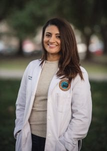 Dr. Fallahi, a New Orleans, pediatric dentist.