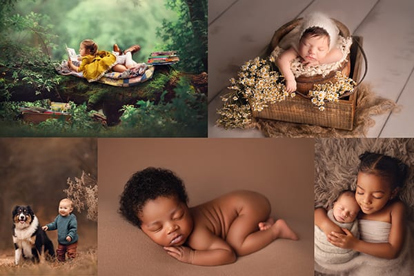 Greater New Orleans photographer that specializes in maternity, newborn, and child photography