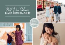Best Newborn Photographer New Orleans