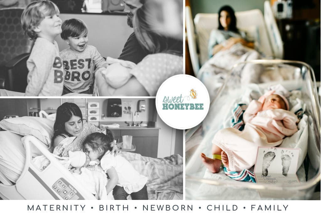 birth photography New Orleans