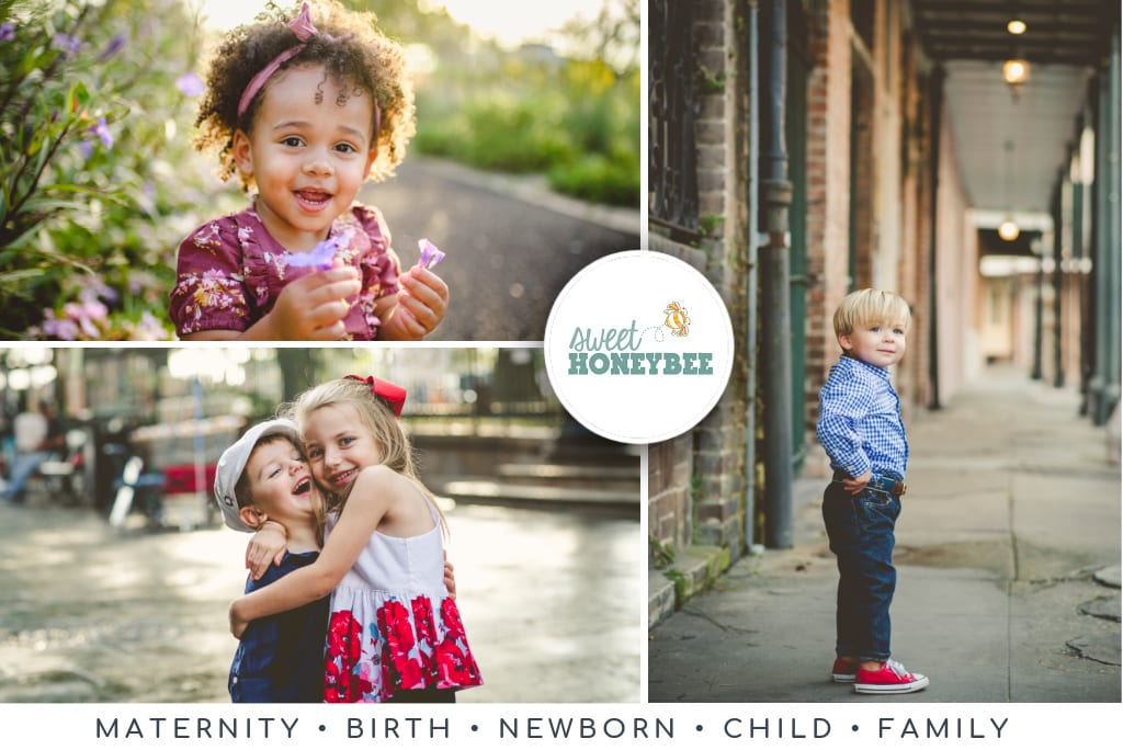 family photographer New Orleans