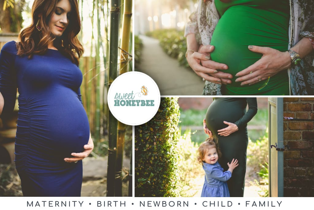 Maternity photographers in New Orleans
