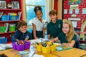Benefit of K- 8th Grade School