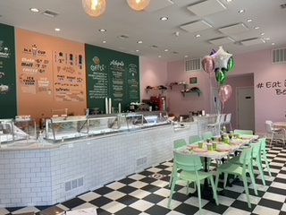 ice cream parlor party options in Metairie Louisiana