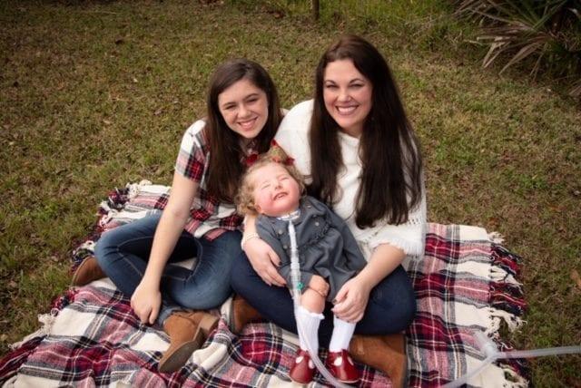 Louisiana family grateful to CHNOLA