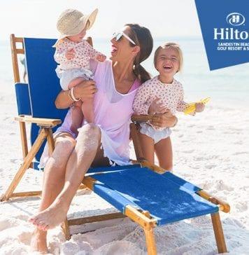 Vacation at the Hilton Sandestin!