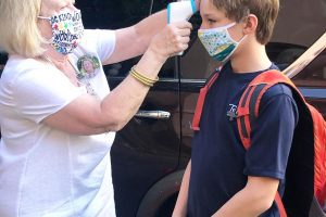 Safety protocals for schools in a pandemic