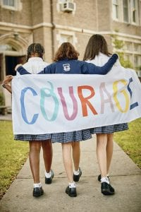 ursuline, school, new orleans, competent, culture, cultural, courage