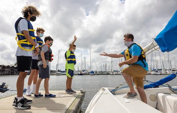 Sailing Summer Camp