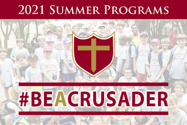 Brother Martin Crusader Camp, Sports Camp New Orleans