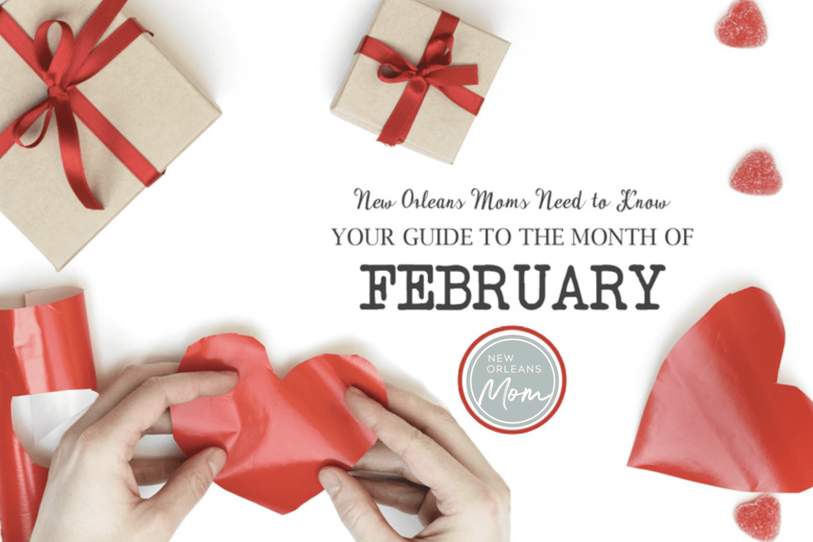 February 2021 Events in New Orleans