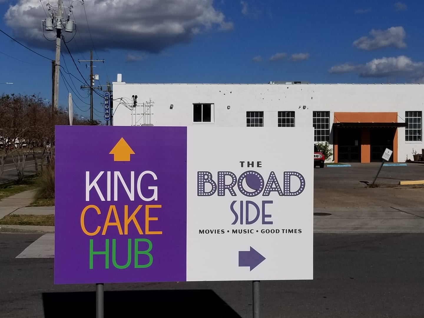 king cakes delivered to your house in New Orleans