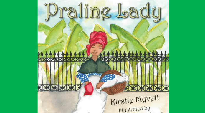 children's books about New Orleans