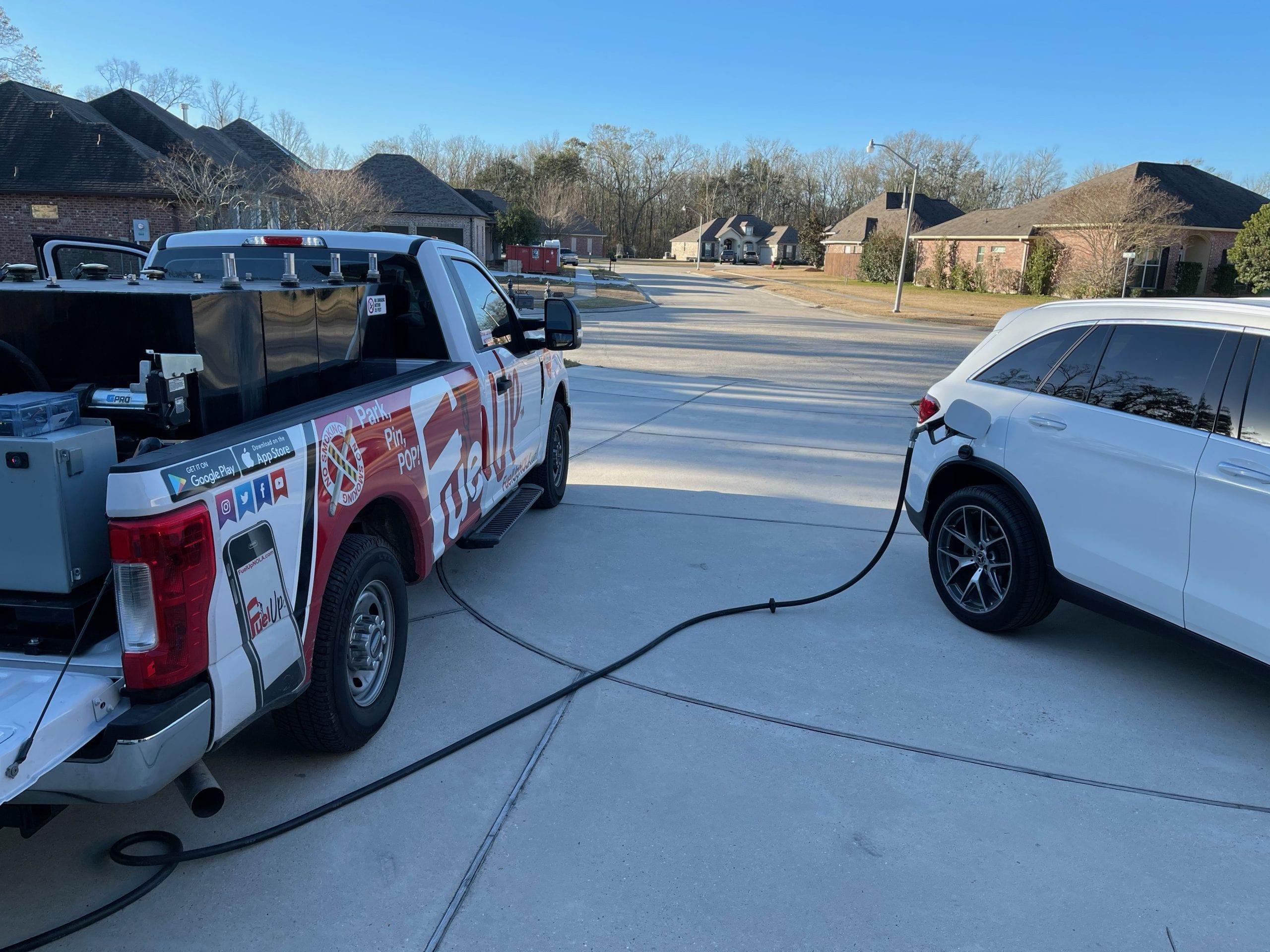 Gas Pumping Service