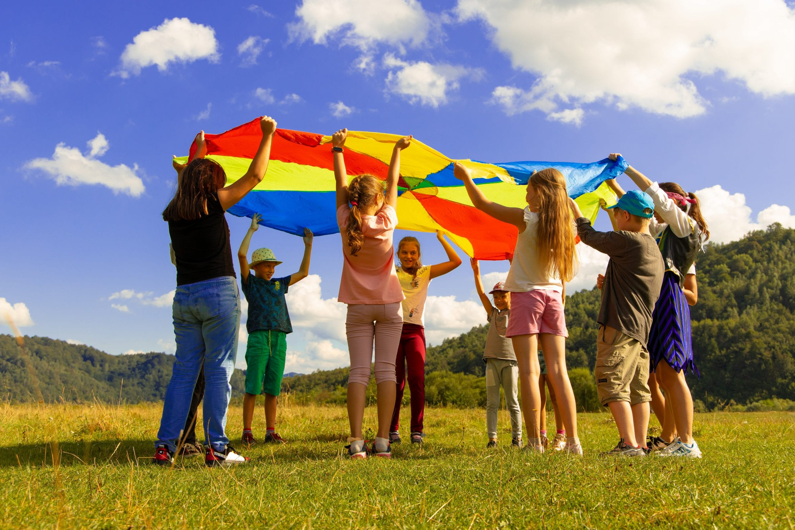 helping children adjust to post pandemic life