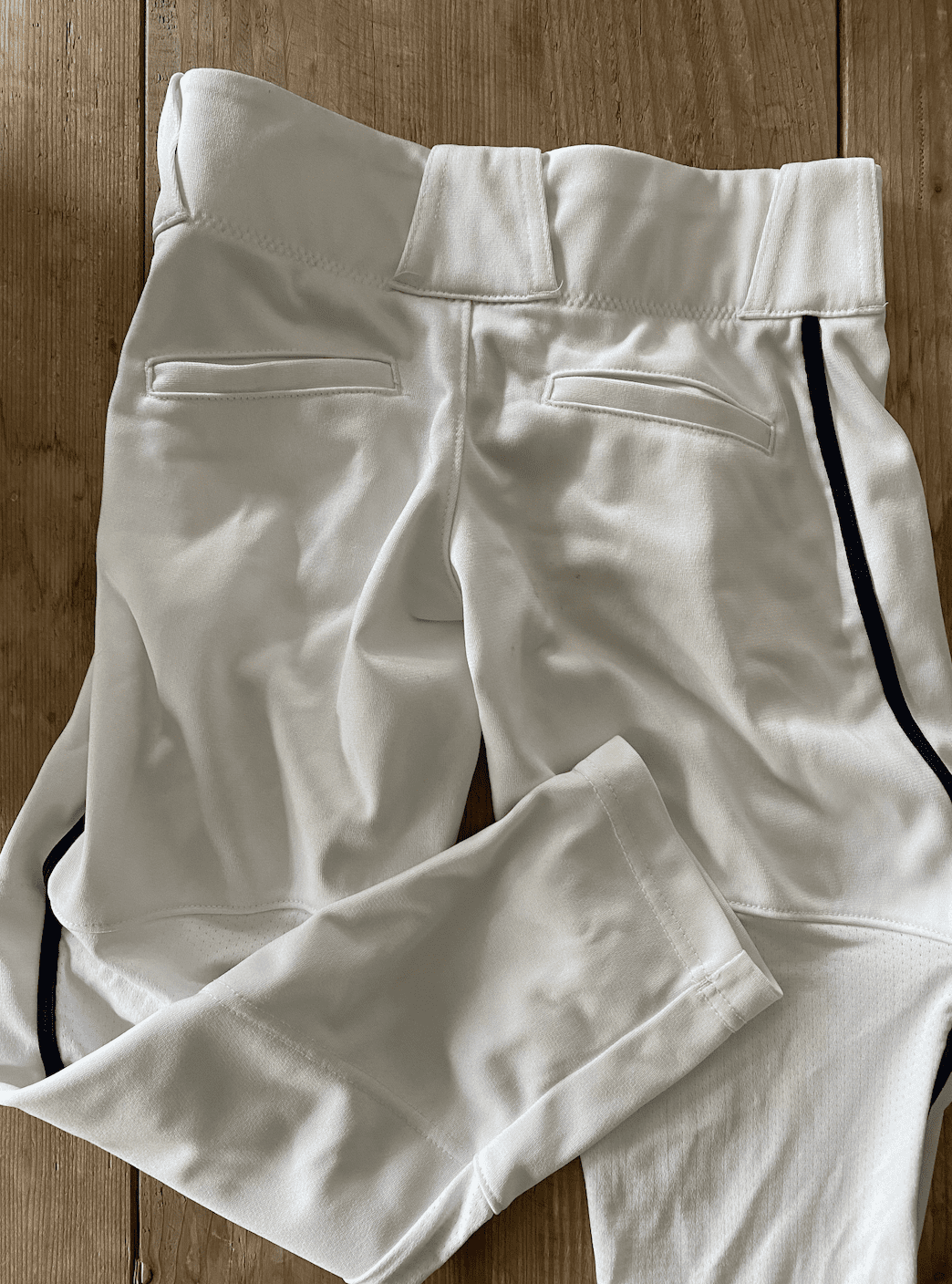 how to get red clay out of baseball pants