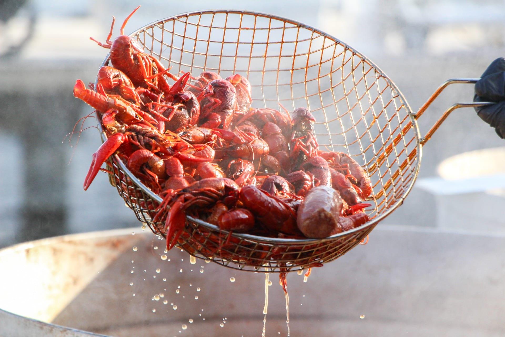 recipes for crawfish boil leftovers