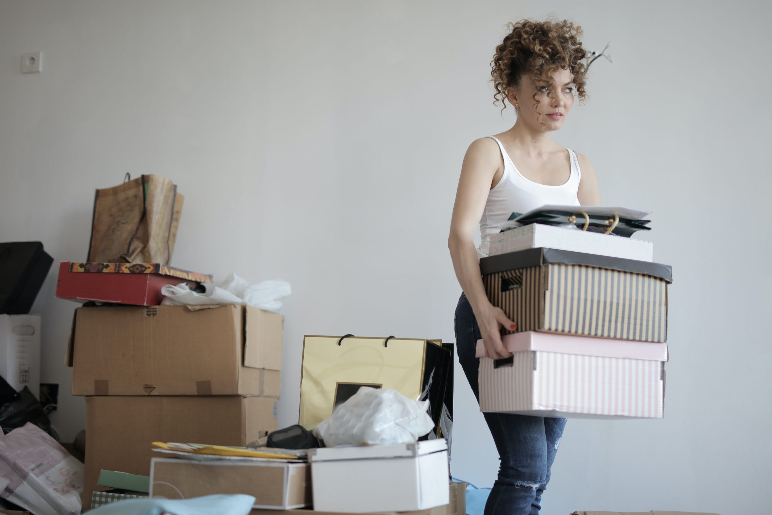 purging the clutter