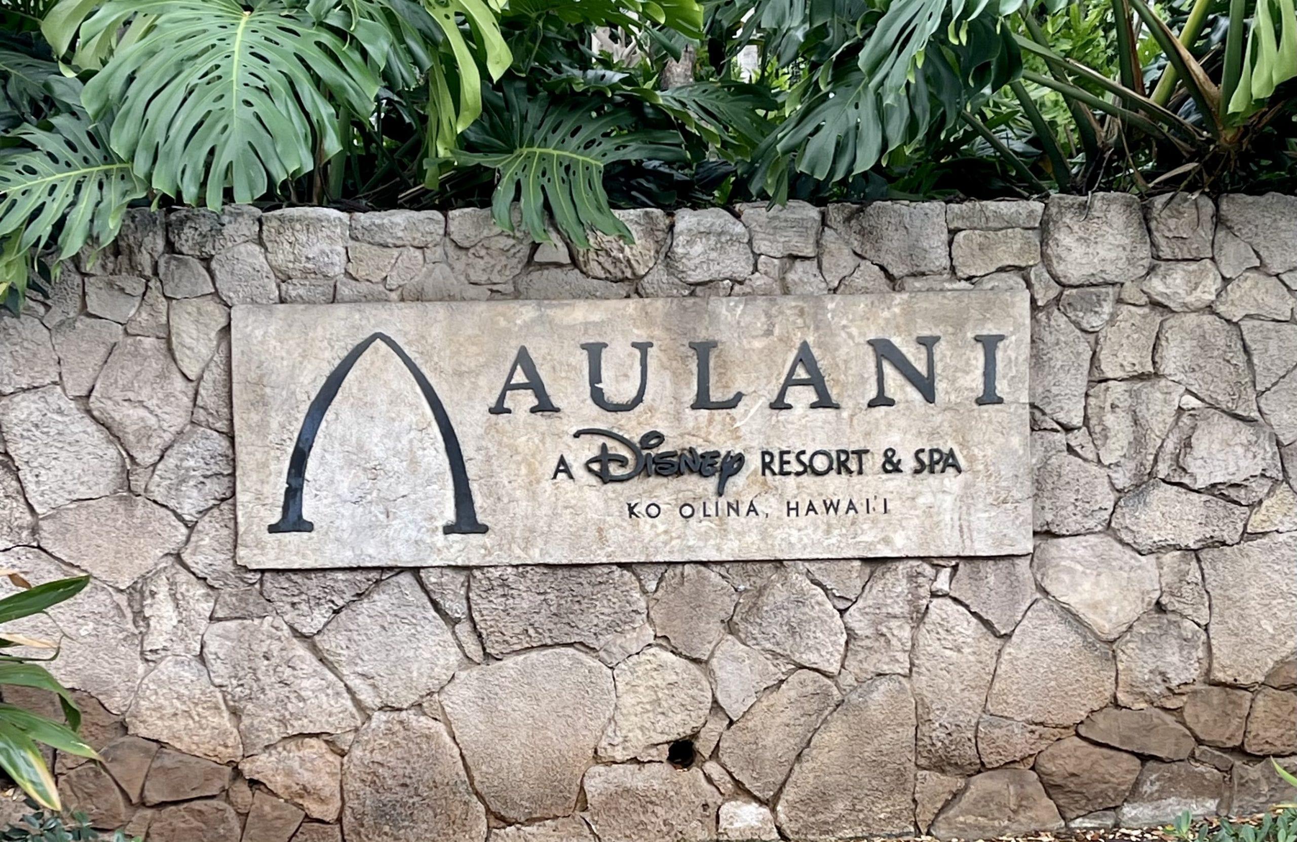 Disney's Aulani Resort & Spa