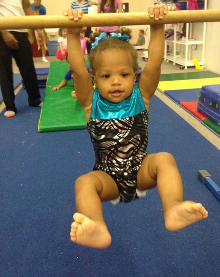 toddler gymnastics in New Orleans