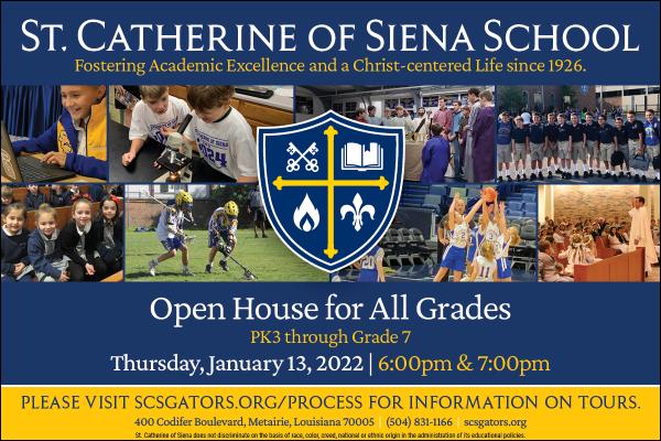 Old Metairie Catholic School