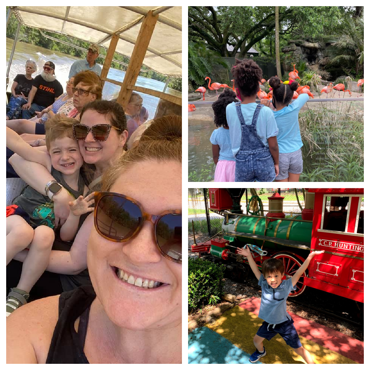 Family friendly New Orleans vacation